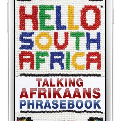 Talking Afrikaans Phrasebook App (English to Afrikaans audio phrases)
