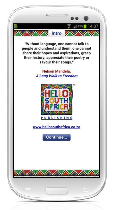 Talking AFRIKAANS Phrasebook App 2