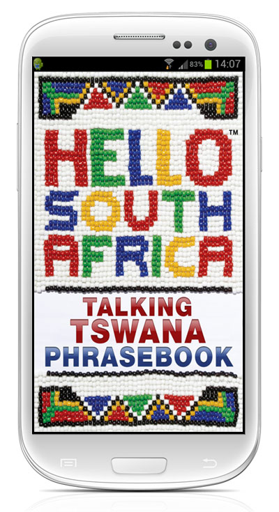 Translate Tswana Translation App (English to Tswana audio phrases)